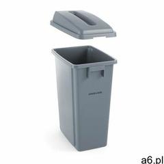 Prostokątny pojemnik na odpady 60l marki Amerbox - ogłoszenia A6.pl
