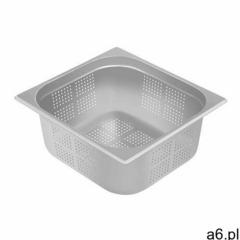 pojemnik gastronomiczny - gn 2/3 - 150 mm - perforowany rcgn-p2/3x150 - 3 lata gwarancji marki Royal - ogłoszenia A6.pl