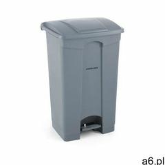 Pojemnik na odpady z pedałem 87l marki Amerbox - ogłoszenia A6.pl