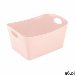 Koziol Pojemnik do przechowywania Boxxx różowy, 15 l (4002942433522) - ogłoszenia A6.pl