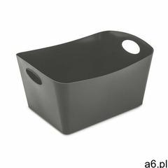 Koziol Pojemnik do przechowywania Boxxx ciemnoszary, 15 l (4002942433577) - ogłoszenia A6.pl