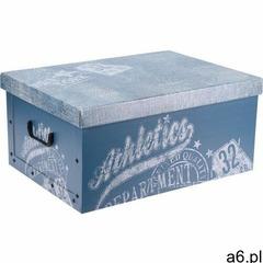 Pojemnik do przechowywania Athletics, 51 x 37 x 24 cm - ogłoszenia A6.pl