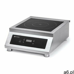 Hendi kuchenka indukcyjna model 5000 d xl | 5000w | 380v | 398x515x(h)168 mm - kod product id - ogłoszenia A6.pl