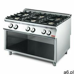 Gastro m Kuchnia gazowa 6 palnikowa | 33500w - ogłoszenia A6.pl