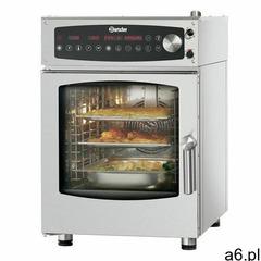 Bartscher Piec konwekcyjno-parowy kompaktowy D 6110   6900W   400V   520x850x(H)770mm - kod Product  - ogłoszenia A6.pl