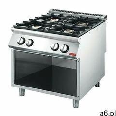 Gastro m Kuchnia gazowa 4 palnikowa | 18400w - ogłoszenia A6.pl