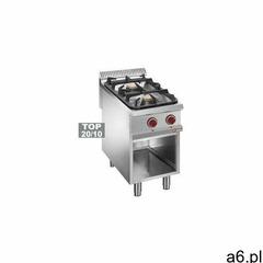 Kuchnia gazowa 2 palnikowa z szafką marki Diamond - ogłoszenia A6.pl