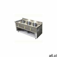 Diamond Kuchnia wok gazowa 3 palnikowa | 71460w - ogłoszenia A6.pl