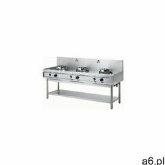 Kuchnia wok gazowa 3 palnikowa | 45000W - ogłoszenia A6.pl