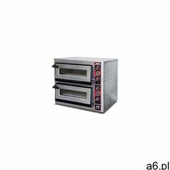 Piec do pizzy 2-komorowy 12000w | 12x Ø 30cm | 400v marki Bartscher - ogłoszenia A6.pl