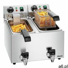 Bartscher frytownica nastawna elektryczna 2x 4l | 4000w | snack ii plus - kod product id - ogłoszenia A6.pl