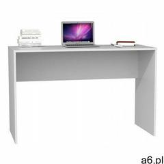 Nowoczesne biurko białe - Luvis 2X - ogłoszenia A6.pl