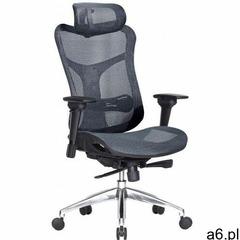 Wielofunkcyjne krzesło xl - ciemnoszare marki B2b partner - ogłoszenia A6.pl