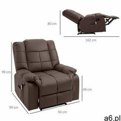 Fotel relaksacyjny Tv masujący - ogłoszenia A6.pl