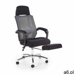 Fotel obrotowy Timar - czarny + szary, V-CH-FREEMAN-FOT - ogłoszenia A6.pl