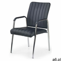 Fotel konferencyjny Verdal - czarny - ogłoszenia A6.pl