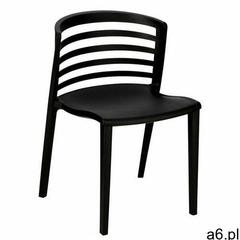 Intesi Krzesło muna czarne - ogłoszenia A6.pl