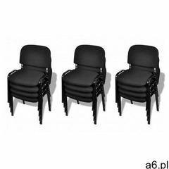 Komplet 12 krzeseł konferencyjnych sztaplowanych - Marvis 2X - ogłoszenia A6.pl