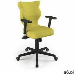 Fotel biurowy z podłokietnikiem nero b deco marki Entelo - ogłoszenia A6.pl