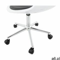 - krzesło biurowe felix - biało-czarne marki Kokoon design - ogłoszenia A6.pl