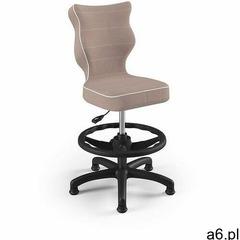 Fotel biurowy z podnóżkiem Petit B Jasmine dziecięcy wzrost 133-159 cm - ogłoszenia A6.pl