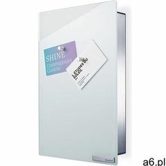 Szafka na klucze velio 30 x 20 cm biała (4008832653704) - ogłoszenia A6.pl