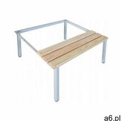 Malow Podstawa w wersji ekonomicznej z ławką stała do szafy socjalnej bhp p423w 800mm - ogłoszenia A6.pl