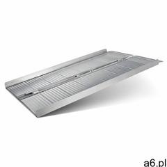Podjazd rampa aluminiowa - 122 cm aluminiowa rampa podjazd 122cm marki Reha-activ - ogłoszenia A6.pl