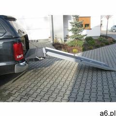 Reha-activ Podjazd rampa aluminiowa - 244 cm aluminiowa rampa podjazd 244cm - ogłoszenia A6.pl