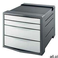 Esselte Pojemnik z 4 szufladami europost vivida biały (4049793026695) - ogłoszenia A6.pl