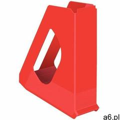 Esselte Pojemnik vivida, czerwony 623935 (4049793026473) - ogłoszenia A6.pl