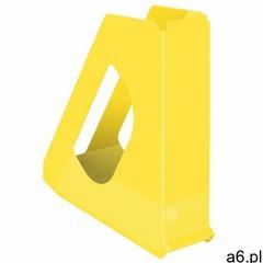 Pojemnik Esselte Vivida, żółty 623936, 623936 - ogłoszenia A6.pl