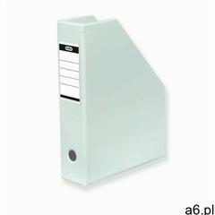 Pojemnik na dokumenty (czasopisma) Bantex A4 biały (4010-07), 100400622 - ogłoszenia A6.pl