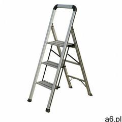 Składane schodki aluminiowe, 3 stopnie marki B2b partner - ogłoszenia A6.pl