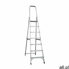 Składane schodki aluminiowe, 7 stopni - ogłoszenia A6.pl