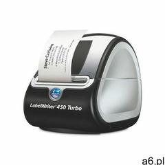 Drukarka do naklejek Dymo, LabelWriter 450 Turbo | KUP z zamiennikami i oszczędzaj! - ZADZWOŃ 730 81 - ogłoszenia A6.pl