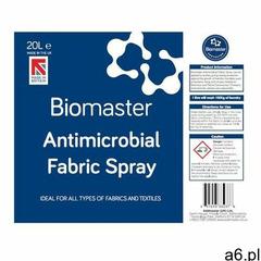 Preparat biobójczy biomaster 20 l. - skuteczna obrona przed wirusami i bakteriami marki Addmaster - ogłoszenia A6.pl