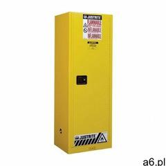 Szafa bezpieczeństwa ( 83 l) - 1-drzwiowa żółty do 100 l. 2 szt. manualne 165cm x 59cm x 46cm marki  - ogłoszenia A6.pl