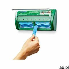 Cederroth Automat - dozownik z plastrami opatrunkowymi wykrywalnymi salvequick blue detectable - ogłoszenia A6.pl