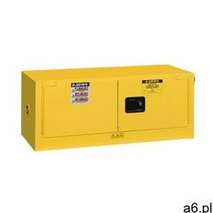 Szafka bezpieczeństwa modułowa ( 45 l) - 2-drzwiowa żółty do 100 l. manualne 46cm x 109cm x 46cm mar - ogłoszenia A6.pl