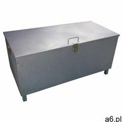 Pojemnik (Skrzynia) Na Zużyte Świetlówki, Akumulatory, Filtry Olejowe 1250X600X600 Mm Ocynkowany - ogłoszenia A6.pl