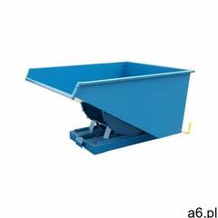 Wzmocniony kontener tippo hd 900 l. - pojemnik koleba niebieski marki Intra.se swedmach - ogłoszenia A6.pl