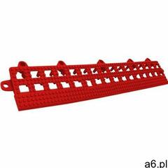 Krawędź do mat flexi-deck czerwony żeńska (zestaw 3 sztuk) marki Coba - ogłoszenia A6.pl