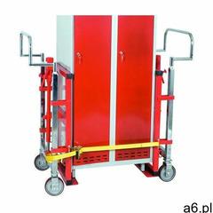 Hydrauliczny wózek do transportu mebli i maszyn do 1800 kg marki Intra.se swedmach - ogłoszenia A6.pl