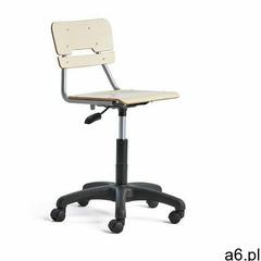 Aj produkty Krzesło legere, małe siedzisko, kółka, 430-550 mm, brzoza - ogłoszenia A6.pl