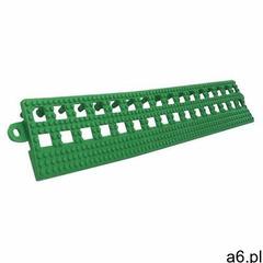 Krawędź do mat flexi-deck zielony męska (zestaw 3 sztuk) marki Coba - ogłoszenia A6.pl
