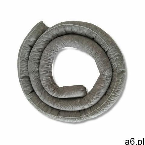 Ecotextil Rękawy sorpcyjne uniwersalne, dł. 3,6m - 5 szt., chłonność 47,5 l. szary fi 7,7cm x 3,6m r - 1