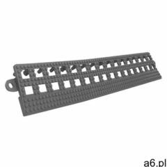 Krawędź do mat flexi-deck szary męska (zestaw 3 sztuk) marki Coba - ogłoszenia A6.pl