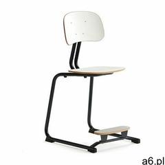 Aj produkty Krzesło szkolne yngve, płozy, antracyt, biały, 500 mm - ogłoszenia A6.pl