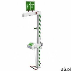 Justrite safety group Mrozoodporny prysznic bezpieczeństwa + myjka (-20 °c) - ogłoszenia A6.pl